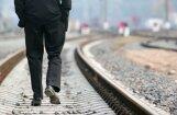 Под колеса поезда попал 36-летний мужчина: его состояние оценивается как тяжелое