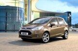 Tirdzniecībā Latvijā nonācis 'Ford B-Max' modelis