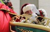 Uzņēmēji no Ziemassvētku vecīša vēlas labākus klientus un mazākus nodokļus