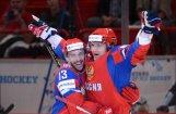 Krievija salauž Norvēģijas pretestību un iekļūst pusfinālā