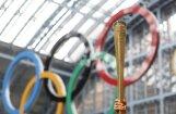 Par aizskarošu izteicienu lietošanu no olimpiskā riteņbraukšanas stadiona izraidīti trīs skatītāji