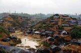 No Bangladešas uz Mjanmu repatriēta pirmā rohindžu bēgļu ģimene