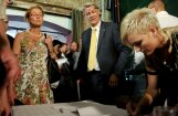 Sprūdžs : Zatlera partija pretendē uz uzvaru vēlēšanās un premjera amatu