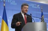 Порошенко выступает за новые переговоры с Москвой