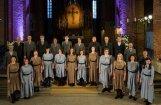Senās mūzikas festivālu atklās Latvijas Radio koris Pītera Filipsa vadībā