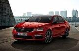 'Škoda' izstrādājusi visjaudīgāko 'Octavia' markas vēsturē