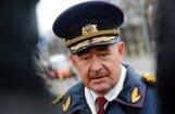 Rīgas reģiona policijas šefu pieķer ātruma pārsniegšanā; viņš skaidro – pārbaudījis kolēģus