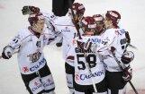 Американский защитник с опытом игры в КХЛ пополнил состав рижского
