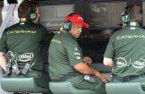 F-1 komandu 'Caterham' varētu izslēgt no čempionāta