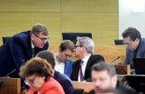 Rīgas domes opozīcijai neizdodas apturēt jaunas 'jautājumu kvotas'