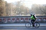 Mediķu palīdzība arvien biežāk nepieciešama velosipēdistiem