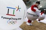 SOK nav rezerves plāna, ja Ziemeļkorejas kodolkrīze apdraudēs Phjončhanas olimpiskās spēles
