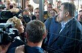 Саакашвили прорвался через границу Украины с толпой сторонников
