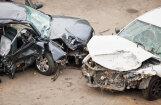 Trešā daļa no Vācijas ievesto lietoto auto ir pēc nopietnas avārijas