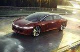 VW prezentējis pirmo autonomi vadāmo auto ar mākslīgo intelektu