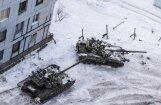 Донбасс: танки украинской армии вошли в Авдеевку
