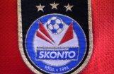 Futbola klubu 'Skonto' pasludina par maksātnespējīgu