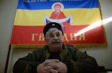 Kazaku atamans Donbasā: Putins ir mūsu imperators