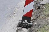 На содержание автодорог в зимний сезон выделено 30 млн евро