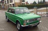 Foto: 1979. gada 'VAZ 2103' ar 100 km nobraukumu par 55 tūkstošiem eiro