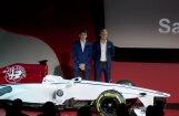 'Sauber' F-1 komandu nākamsezon pārstāvēs Ēriksons un Leklerks