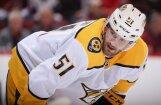 Nešvilas 'Predators' uzbrucējs Vatsons diskvalificēts uz 27 NHL spēlēm
