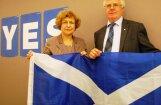 Жданок призывает голосовать за независимость Шотландии