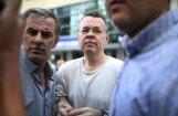 ASV noraida Turcijas nosacījumus mācītāja atbrīvošanai