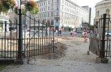 KNAB sāk kriminālprocesu par Barona ielas remontu; 'paviesojies' Satiksmes departamentā