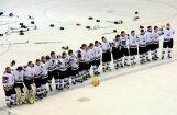 Latvijas hokeja izlases uzzina nākamā gada pasaules čempionātu pretiniekus