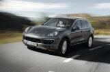 Šveice pārtrauks reģistrēt jaunus 'Porsche Cayenne' ar dīzeļdzinējiem