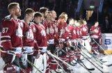 Vien trim Rīgas 'Dinamo' hokejistiem ir līgums uz nākamo sezonu