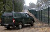 Latvijas plāns uz robežas būvēt žogu ir normāla prakse, ziņo Baltkrievija