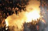 Horvātijai draud sods par līdzjutēju darbībām EURO 2012 spēlē pret Īriju