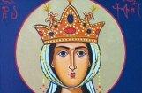 Atrasta sadedzinātā Gruzijas karaliene Ketevana