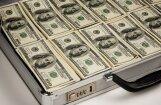 No Krievijas caur Igauniju atmazgāti 1,6 miljardi dolāru
