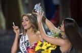 'Miss Universe' skandāls: apkaunotā Kolumbijas daiļava grasās tiesāties