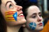 В Каталонии подписана декларация о независимости