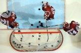 Rīgas 'Dinamo' pirmajā oficiālajā pārbaudes spēlē smagi zaudē Novosibirskas 'Sibirj'