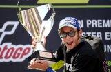 Rosi tiek pie pirmās 'MotoGP' uzvaras šosezon