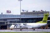 Šogad Rīgas lidostā pasažieru skaits audzis par 7,4%