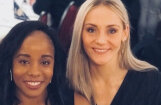 Basketboliste Sabīne Niedola atklāj, ka apprecējusies ar mīļoto sievieti
