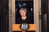 Lielbritānijas 'Brexit' politika atmaigst: Meja Briselei piedāvā divu gadu pārejas periodu