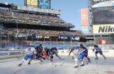 Чемпионат НХЛ: Гиргенсонс поучаствовал в