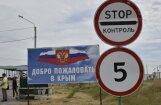 Киев пригрозил работающим в Крыму международным компаниям