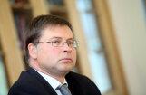 Video: Dombrovskis paziņo par atkāpšanos no amata