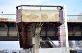 'Absolūti drošā' Vanšu tilta brūkošās kāpnes pārbūvēs, lemj domes komiteja