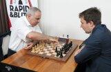 Каспаров после возвращения в шахматы: три партии — три ничьих