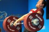 Plēsnieks sasniedz vien trešo augstvērtīgāko rezultātu Latvijas čempionātā svarcelšanā