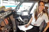 Sieviete, kura lauž stereotipus: pasauli iedvesmo pilote no Turcijas